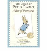 Beatrix Potter - The World of Peter Rabbit: A Box of Postcards