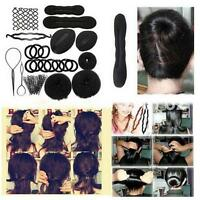 New Women Fashion Accessories Hair Styling Clip Stick Maker Braid Tool Quality !