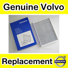 Genuine Volvo S80, V70, XC70 (07-) Cabin Filter (Models with ECC)