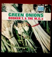 Booker T. & the M.G.s - Green Onions - Canada Release Vintage -  1962 Great Cond