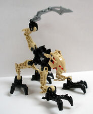 Lego 8977 Bionicle Bara Magna Agori Zesk complet à 100 % de 2009 -C103