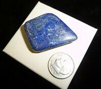 Lapis Lazuli with Pyrite Tumbled Chakra Stone Pakistan 16 grams Reiki