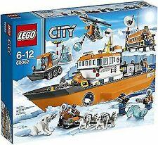 LEGO City Ice Breaker Ship 60062 From Japan IMPORT