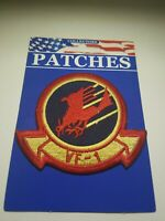 Us Navy VF-1 Military  sew on iron on Patch