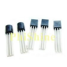 5PCS DALLAS 18B20 DS18B20 TO-92 Programmable Temperature Thermometer Sensor