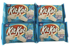 4 Kit Kat Birthday Cake Bars 1.5 OZ Limited Edition Chocolate Bar FAST SHIP