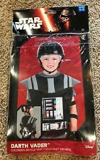 NEW Boys Black Darth Vader Bicycle Vest