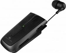 Miracase Retractable Bluetooth Earphone Black MBTH20