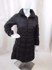 Andrew Marc Black Long Puffer Jacket Size PXS