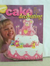 1998 Wilton Cake Decorating Yearbook Magazine
