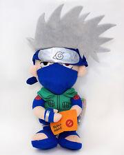Banpresto Naruto Kakashi Hatake Plush Figure Doll Stuffed Toy Anime Manga NWT