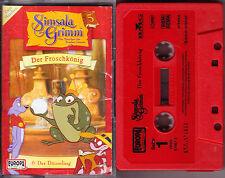 MC Simsala Grimm 5 - Der Froschkönig / Der Däumling - EUROPA primo