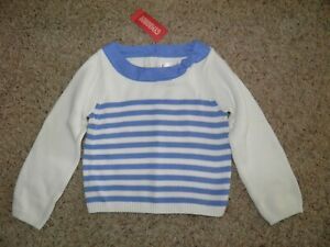 "GYMBOREE ""Holland Days"" Striped Sweater Size 5~ NEW!"
