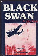 BLACK SWAN : A HISTORY OF 103 SQUADRON R.A.F. - SID FINN  airforce  rare     ew