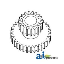 70227323 Gear Int. PTO Drive Fits Allis-Chalmers Tractor: WD & WD45