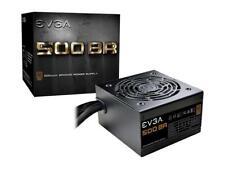EVGA 500 BR 100-BR-0500-K1 500W ATX12V / EPS12V SLI CrossFire 80 PLUS BRONZE Cer
