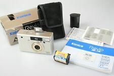 Boxed KONICA REVIO Z3 APS film CAMERA +KodaK Film +Manual +Case etc.