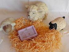 Ovis Schafmilchseife Lavendel, Naturseife 100g/stck (1kg=29,00€)
