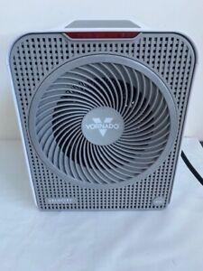 Vornado Velocity 5 1500W Space Heater with Auto Climate Control Tuned Heat White