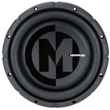 """Memphis Audio Prxs1040 Power Reference 10"""" 4-Ohm Svc Shallow Subwoofer New"""