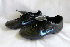 Nike Size 2Y 2 Youth Soccer Cleats Black Blue White 310121 002