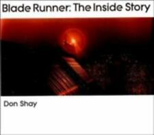 Blade Runner : The Inside Story by Don Shay (2003, Hardcover)