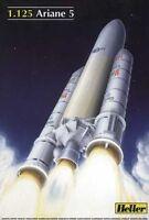 Heller 80441 - 1:125 Ariane V - Neu