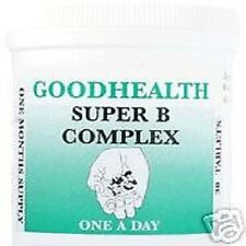 VITAMIN B COMPLEX (6 Months Supply)  FREE POST