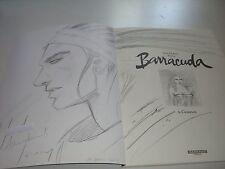 BD DARGAUD / TL 3000 EX / BARRACUDA - TOME 2 - CICATRICES--DEDICACE JEREMY