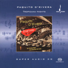 Paquito d'Rivera - Tropical Nights [New SACD] Hybrid SACD