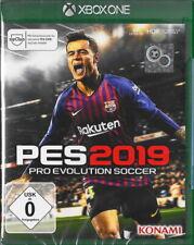 PES 2019 - Pro Evolution Soccer 2019 - Xbox ONE - NEU & OVP - Deutsche Version