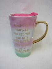 Flamingo Bay Mug Large Ceramic Fine China Latte Coffee Tea Mug Boxed 93294