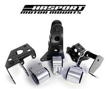 HASPORT EGK2 Swap Motor MOUNT KIT K20Z K20A 92-95 CIVIC 94-01 INTEGRA 70A INSERT
