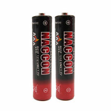 2 pc AAA 3A Size Carbon-Zinc Battery 1.5V Single Use R03P 1212 UM4 Toy MP3