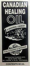 Canadian Healing Oil 60ml - A Universal Liniment