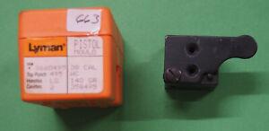 Lyman (2-cavity) Mold-(358-495) -in box