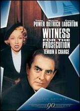 Witness for the Prosecution by Billy Wilder: Used