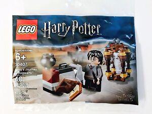 Lego Harry's Journey to Hogwarts Polybag 30407 Wizarding World Limited