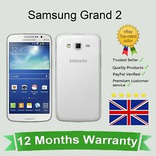 Unlocked Samsung Grand 2 Android Mobile Phone - 16GB White