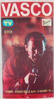 VASCO ROSSI TORINO 8 GIUGNO 1991 BIGLIETTO CONCERT TICKET. FRONTE DEL PALCO TOUR