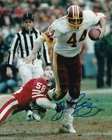 John Riggins Autographed Signed 8x10 Photo ( Redskins HOF ) REPRINT