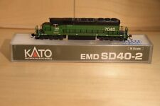 Kato N SD40-2 BN 7040 - Early