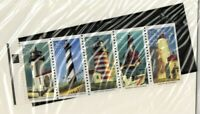 US Stamps # 2474A Unfolded Booklet Pane
