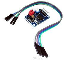 1 Pieza Nueva Ad/da módulo convertidor analógico a digital conversión Para Arduino Pcf8591
