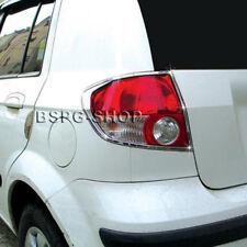Accessories for Hundai Getz 2002-2010 Chrome Tail Light Frame Rückleuchtenrahmen