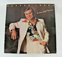 George Jones I am What I am LP Vinyl Record 1980 Epic Records VG/VG JE 36586