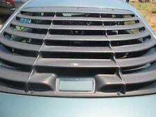 Mitsubishi Magna TE TF Sedan 1996~1999 rear window louvre