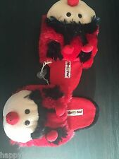 MY PILLOW PETS LADYBUG size 4-5 girls SLIPPERS TOY PLUSH  BRAND NEW LADY BUG kid