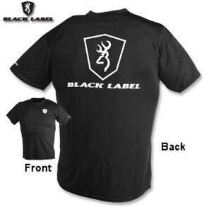 BROWNING Black Label Performance T-Shirt Short Sleeve NWT MOISTURE WICKING XXL
