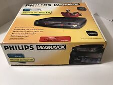 Philips Magnavox Web TV MAT965 No Keyboard